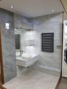 Badkamer marmer tegels – Pach Bouw BV
