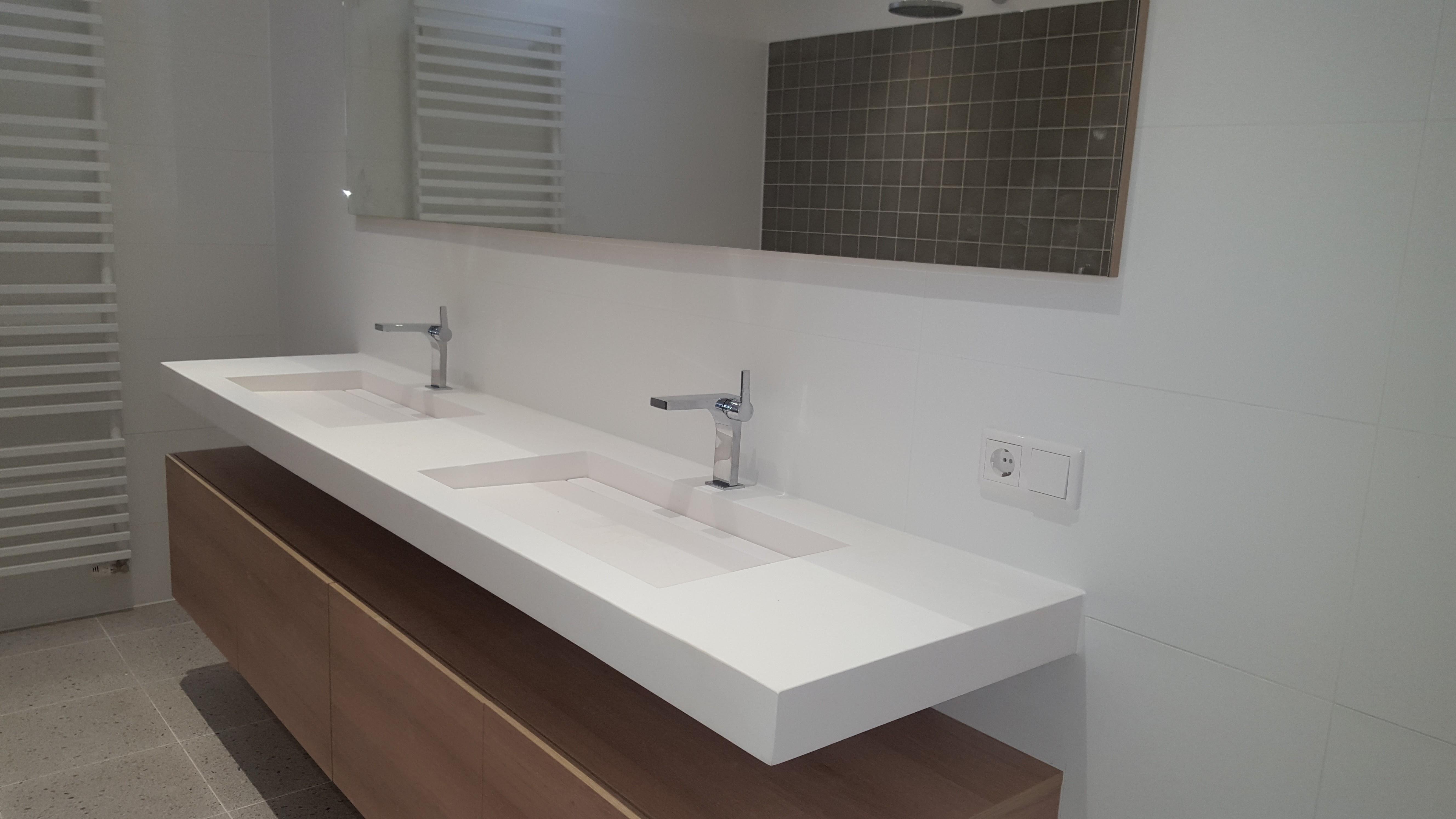 Smalle Badkamer Verzameling : Wasbak badkamer good clou bath findings wasbak wastafel voor