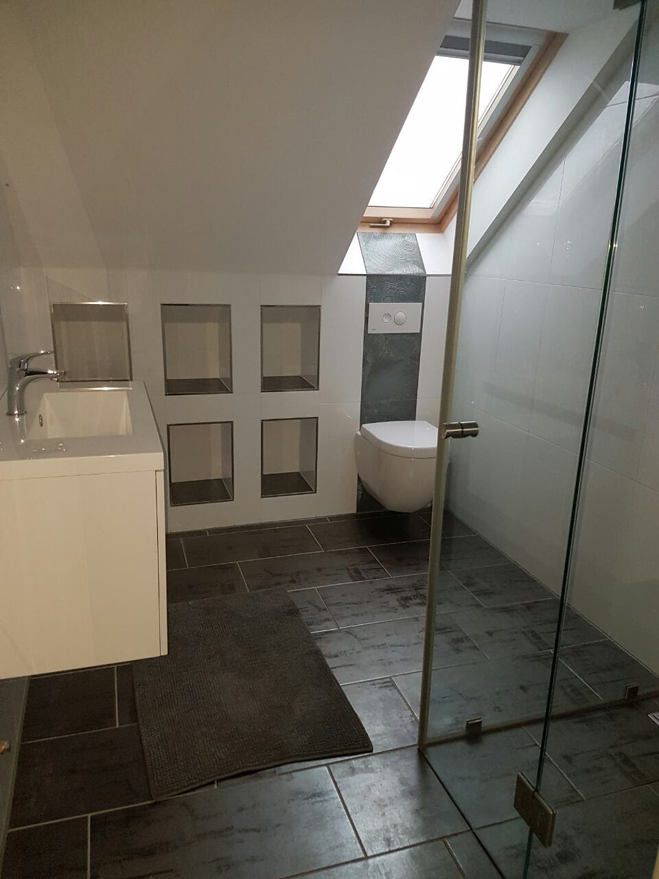 Berg huis interieur badkamer 2 – Pach Bouw BV