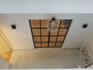 Pach bouw, pachbouw, pach bouw bv, Modern huis, aannemer in amstelveen, Deuren, glazen deur, metalen deur met glas, stalen deur met glas,