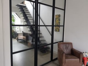 Pach bouw, pachbouw, pach bouw bv, Moderne trap